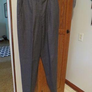 Nordstrom Women Business Wool Trousers